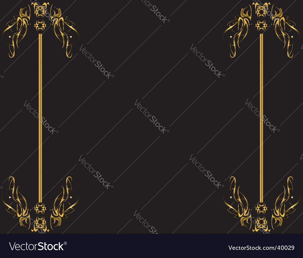 Regal frame vector | Price: 1 Credit (USD $1)