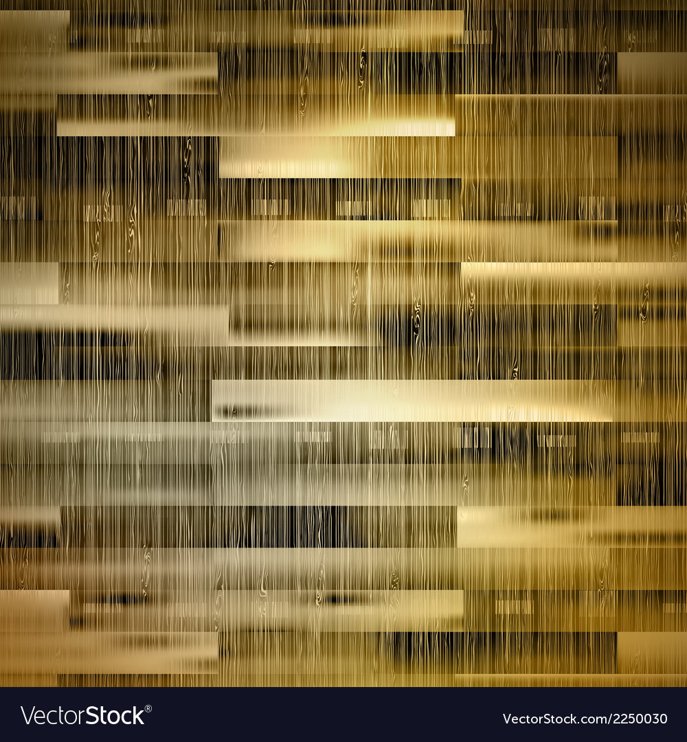 Golden wood background and light plus eps10 vector | Price: 1 Credit (USD $1)