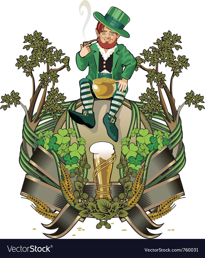 St patrick day vector | Price: 3 Credit (USD $3)