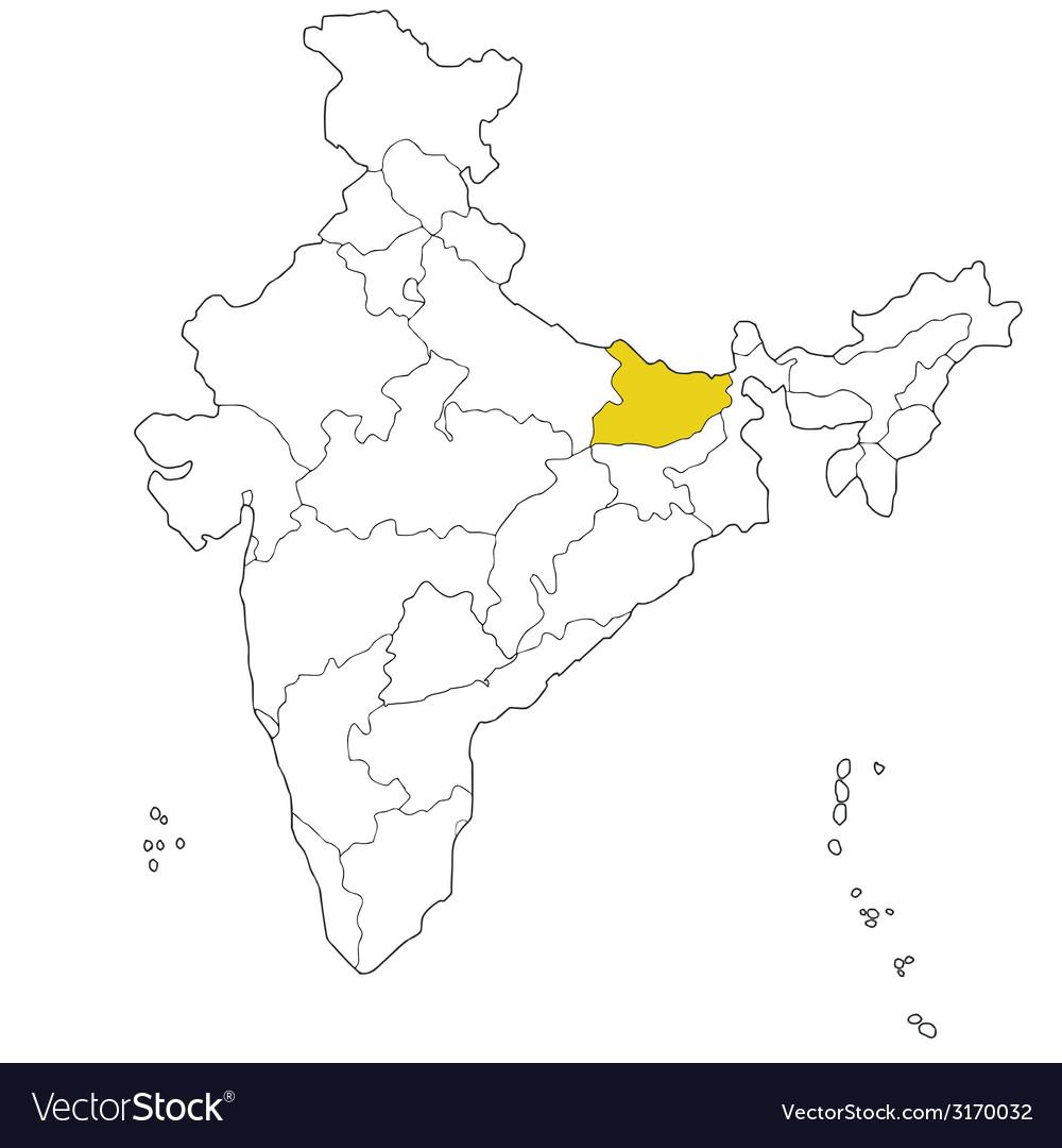 Bihar vector | Price: 1 Credit (USD $1)
