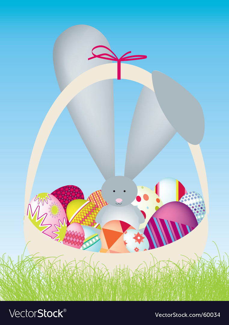 Cartoon bunny vector | Price: 1 Credit (USD $1)
