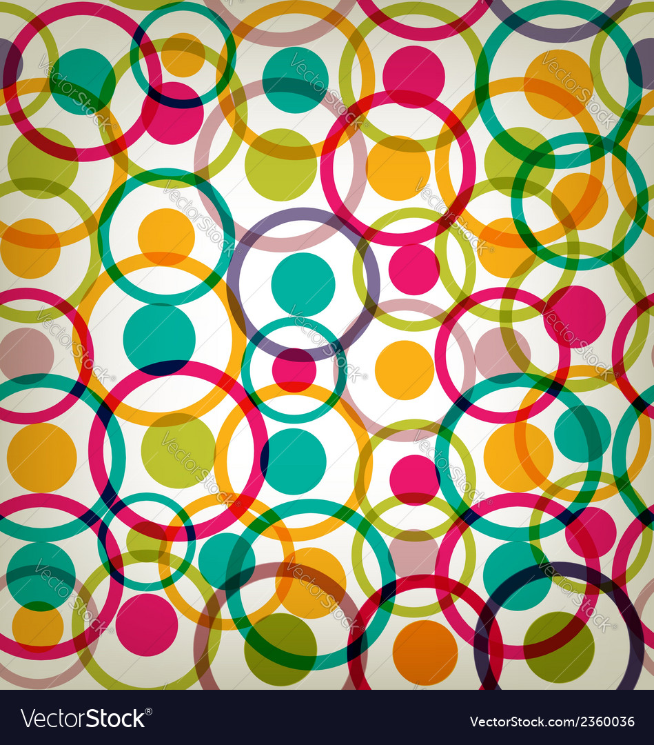 Target circles seamless texture background vector   Price: 1 Credit (USD $1)