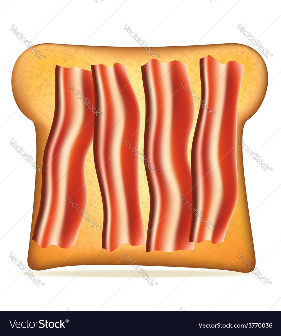 Toast 07 vector | Price: 1 Credit (USD $1)
