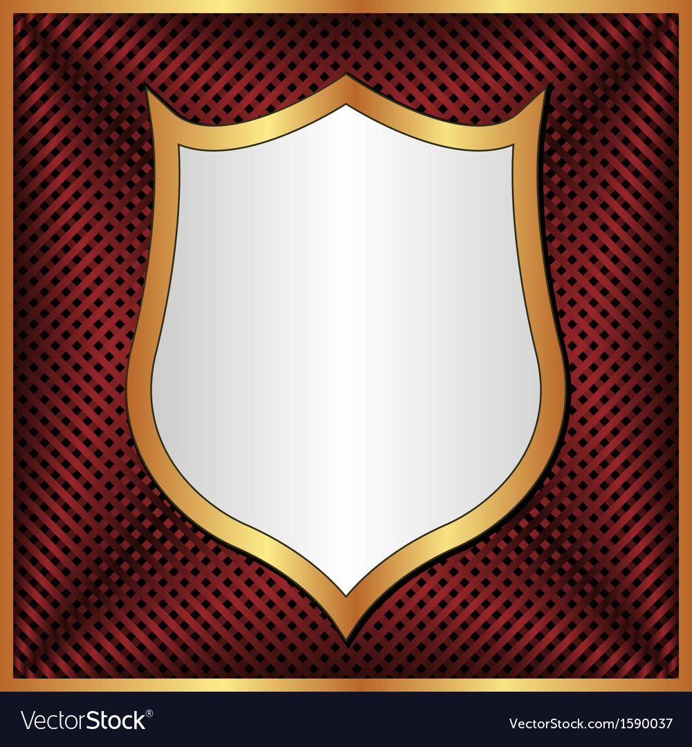 Background shield vector | Price: 1 Credit (USD $1)