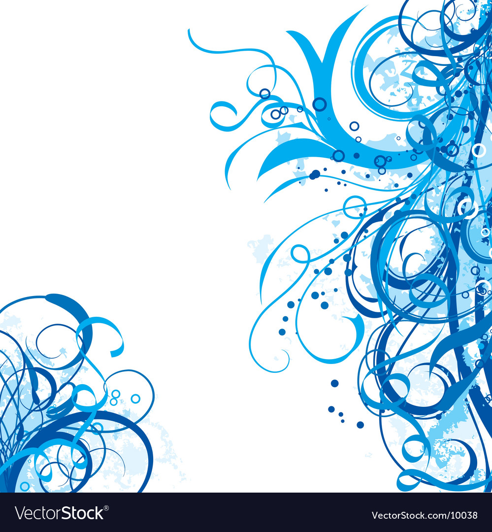 Swirl design vector | Price: 1 Credit (USD $1)