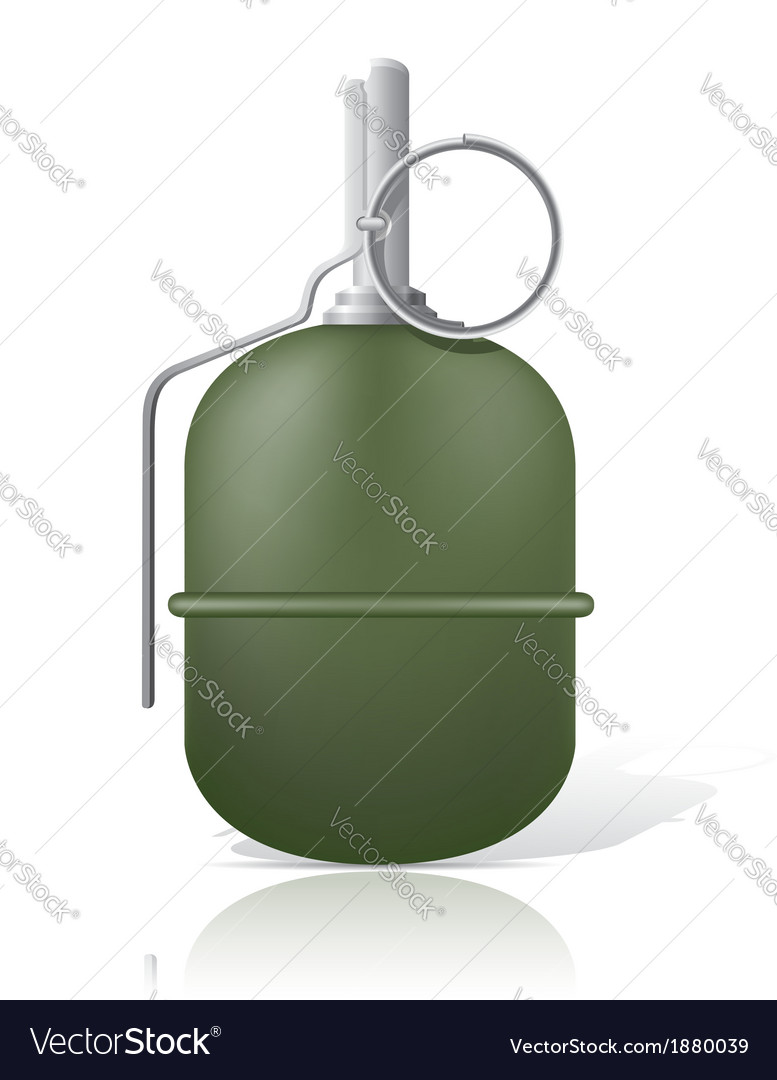Grenade 03 vector | Price: 1 Credit (USD $1)