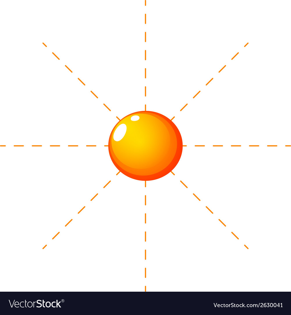 Sunny climate vector | Price: 1 Credit (USD $1)