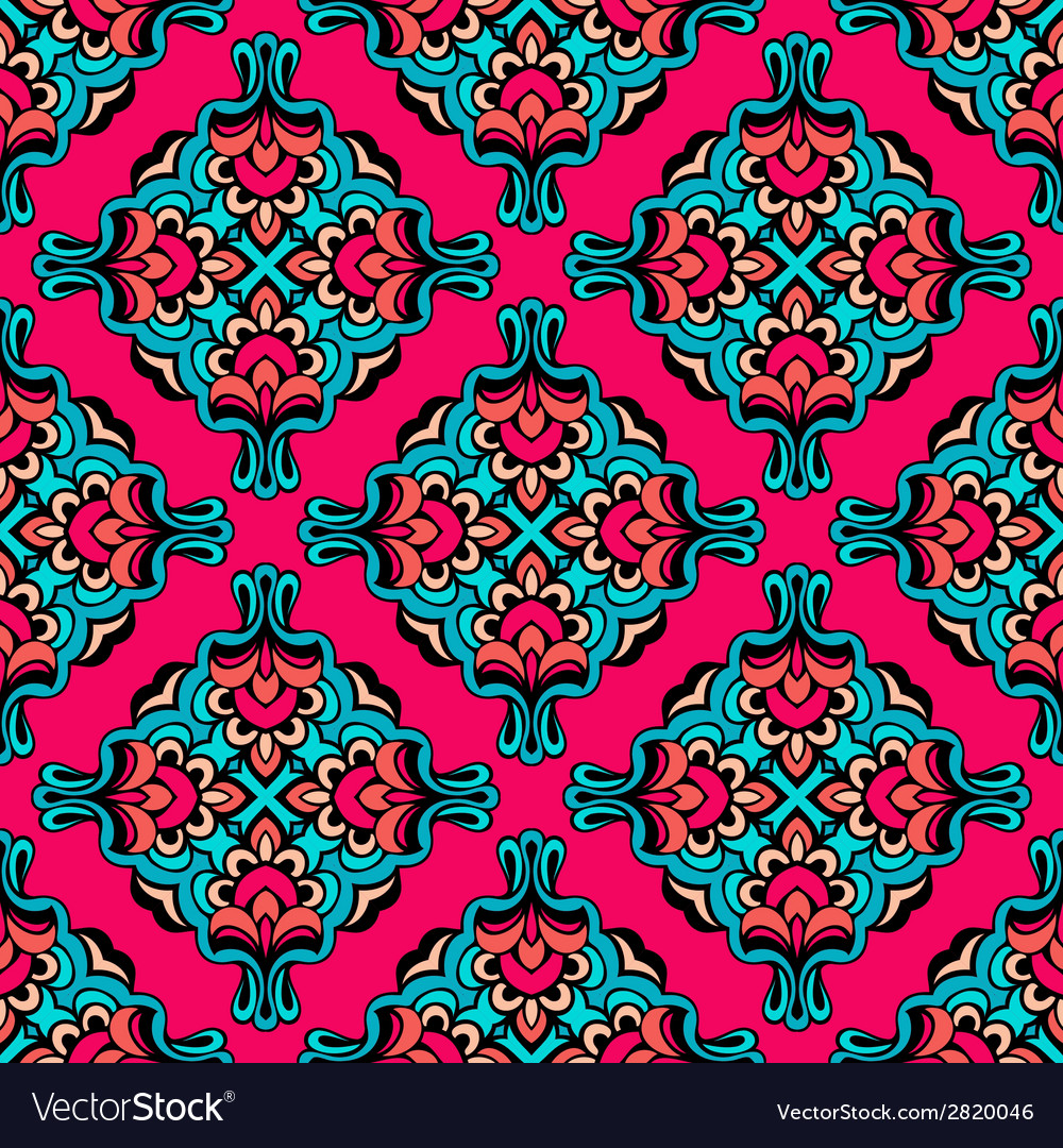 Festive pink abstract circle pattern vector | Price: 1 Credit (USD $1)