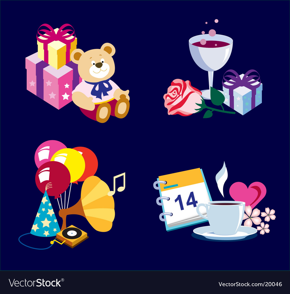 Toy icon colour vector | Price: 3 Credit (USD $3)