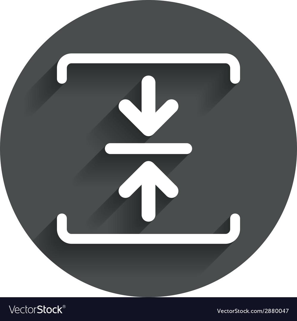 Archive file icon compressed zipped file vector   Price: 1 Credit (USD $1)