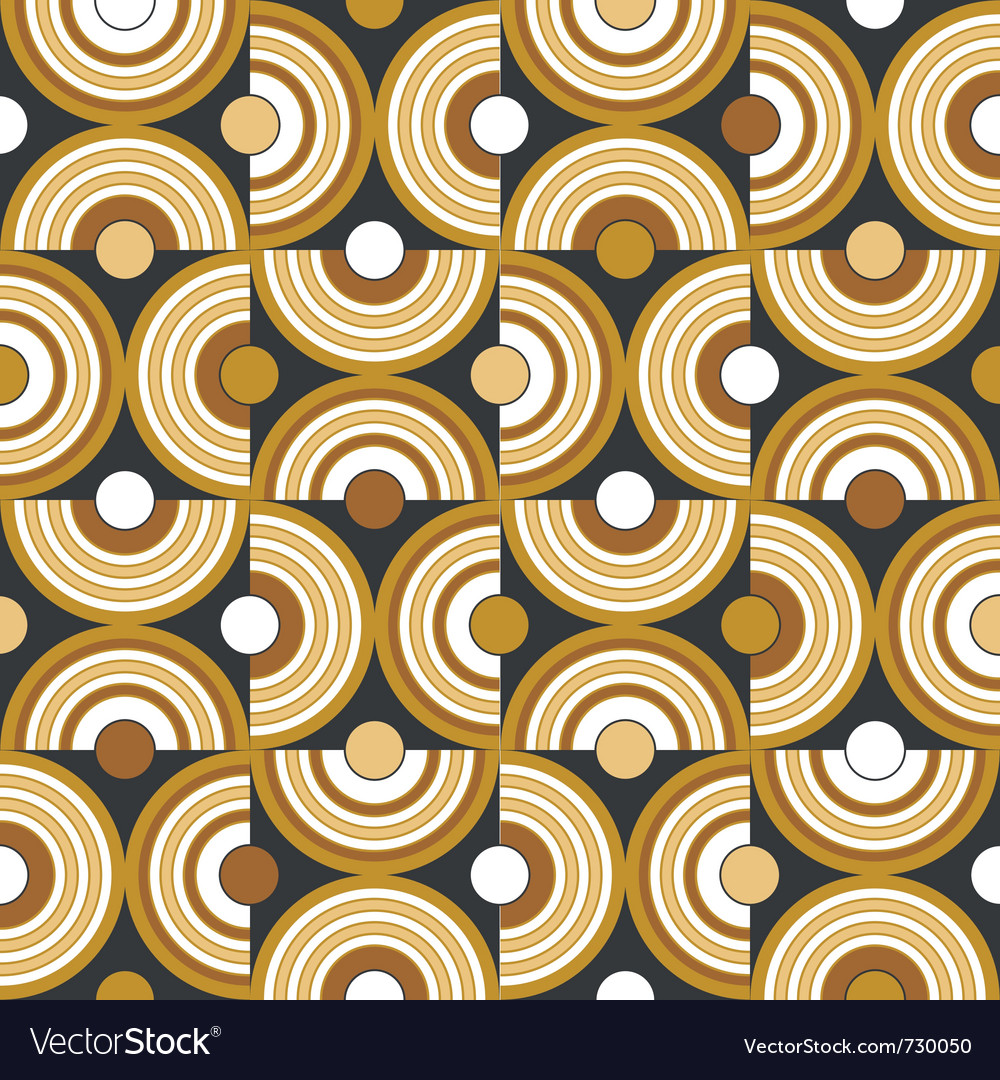 Circle background pattern vector | Price: 1 Credit (USD $1)
