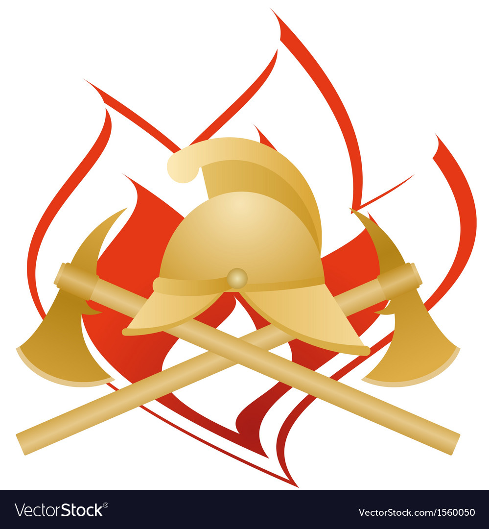 Fire protection vector | Price: 1 Credit (USD $1)
