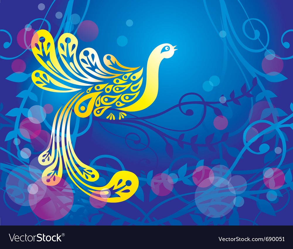 Floral abstract background vector   Price: 1 Credit (USD $1)