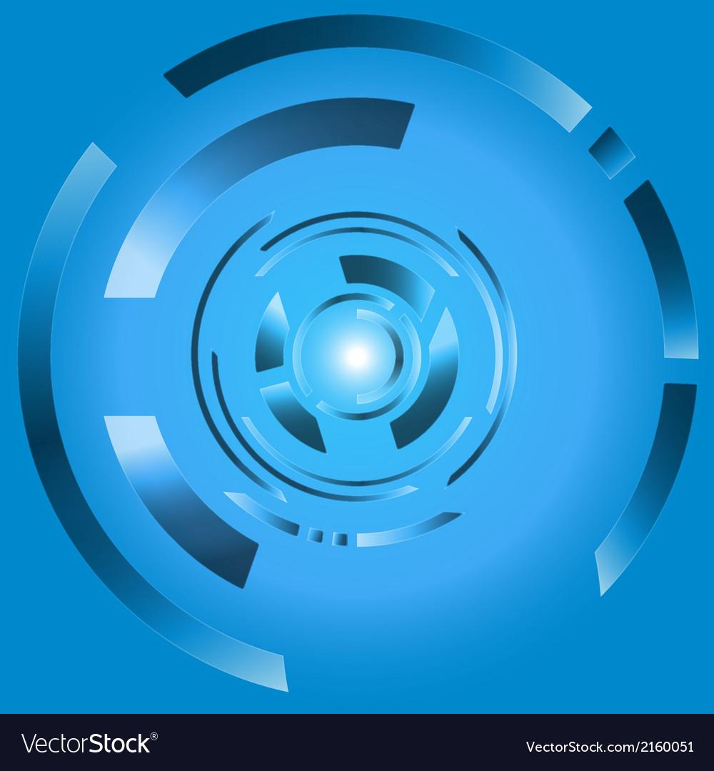 Hi tech background 1 vector | Price: 1 Credit (USD $1)