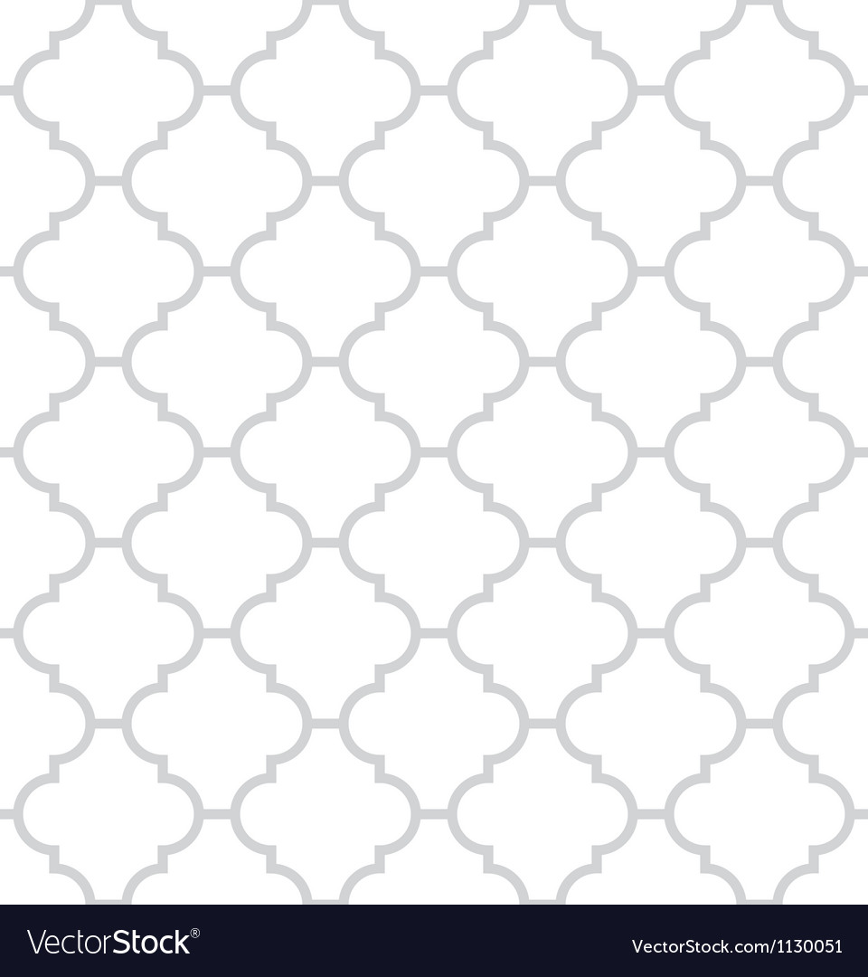 Simple geometric seamless pattern vector | Price: 1 Credit (USD $1)