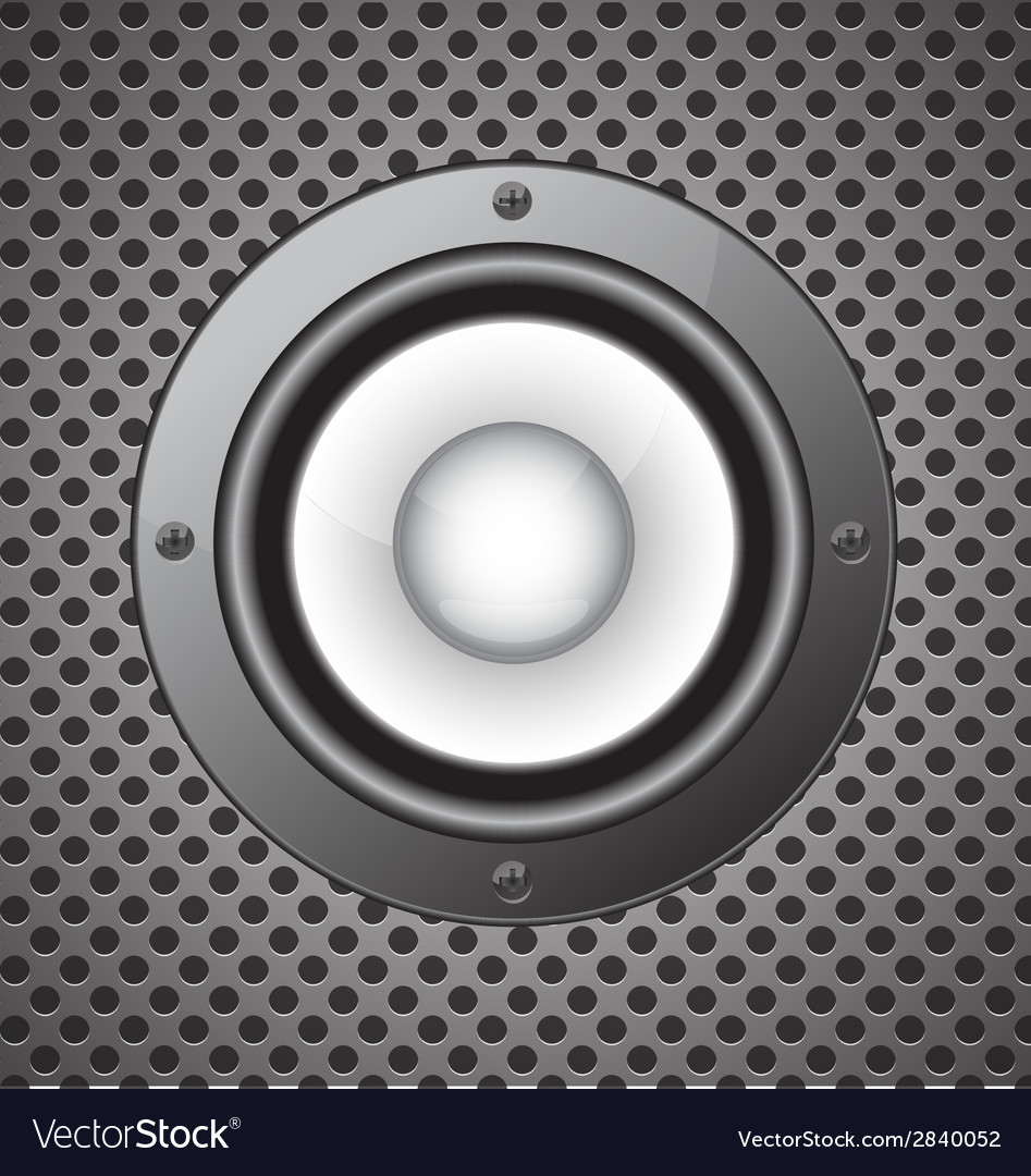Audio speaker2 vector | Price: 1 Credit (USD $1)