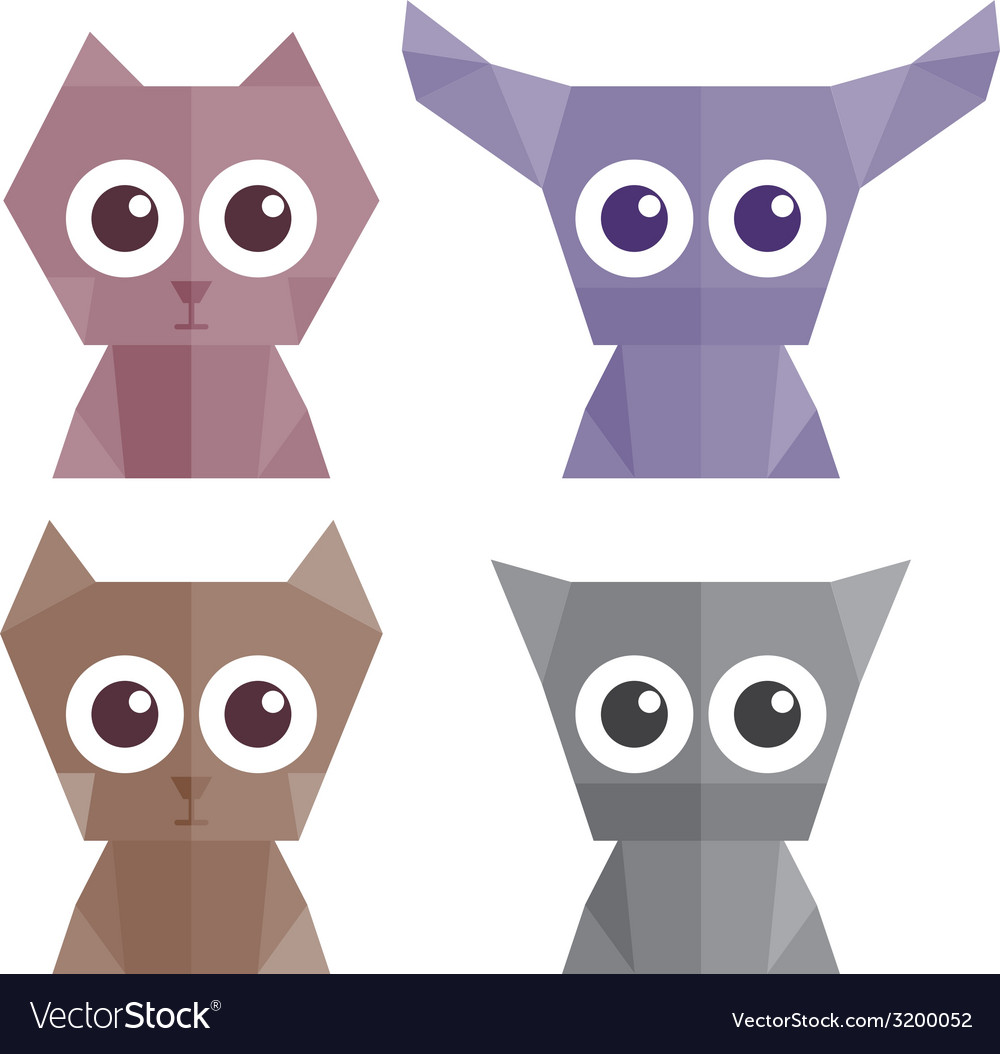 Paperanimal vector | Price: 1 Credit (USD $1)