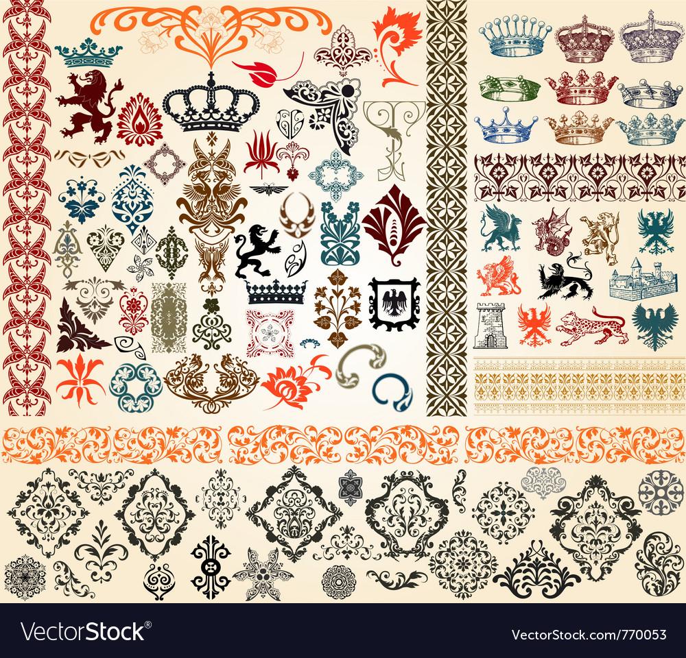 Design elements vector | Price: 1 Credit (USD $1)
