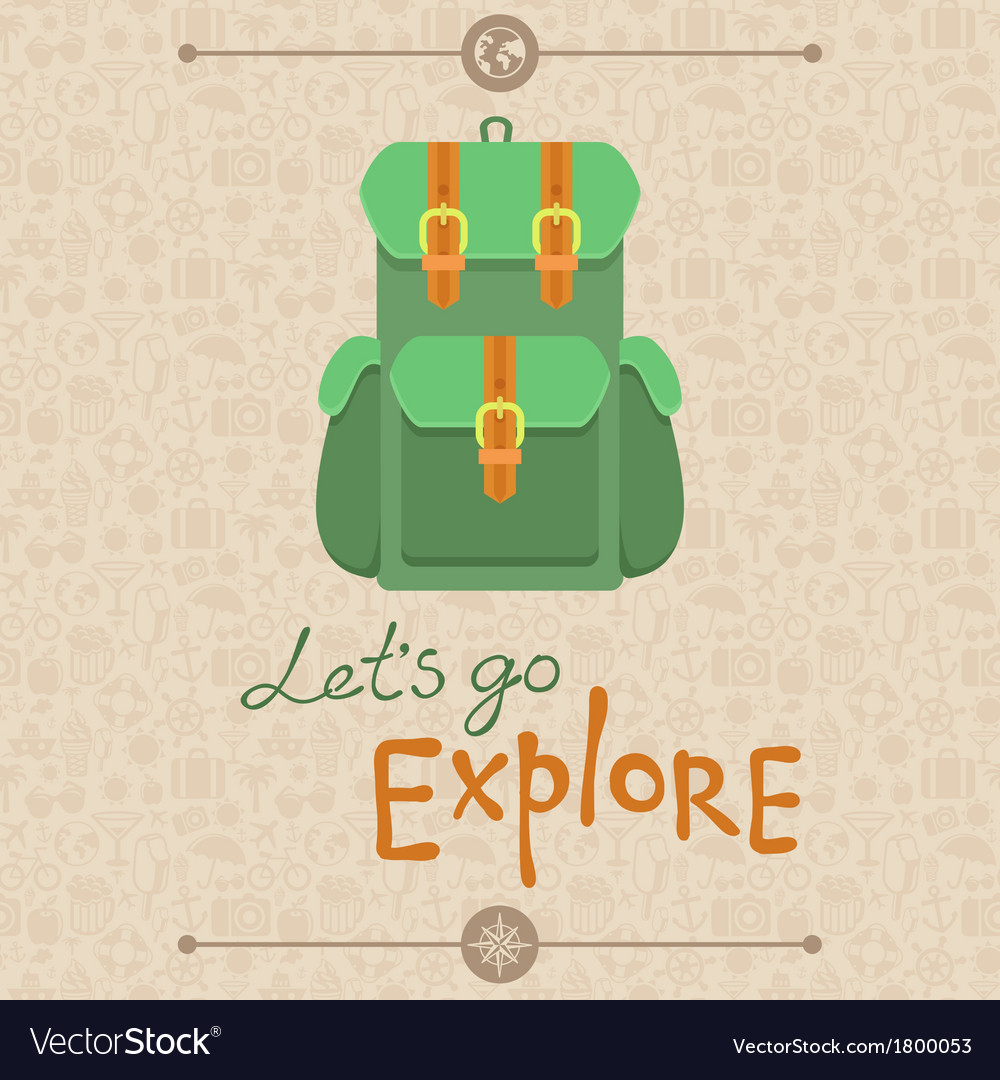 Lets go explore vector | Price: 1 Credit (USD $1)