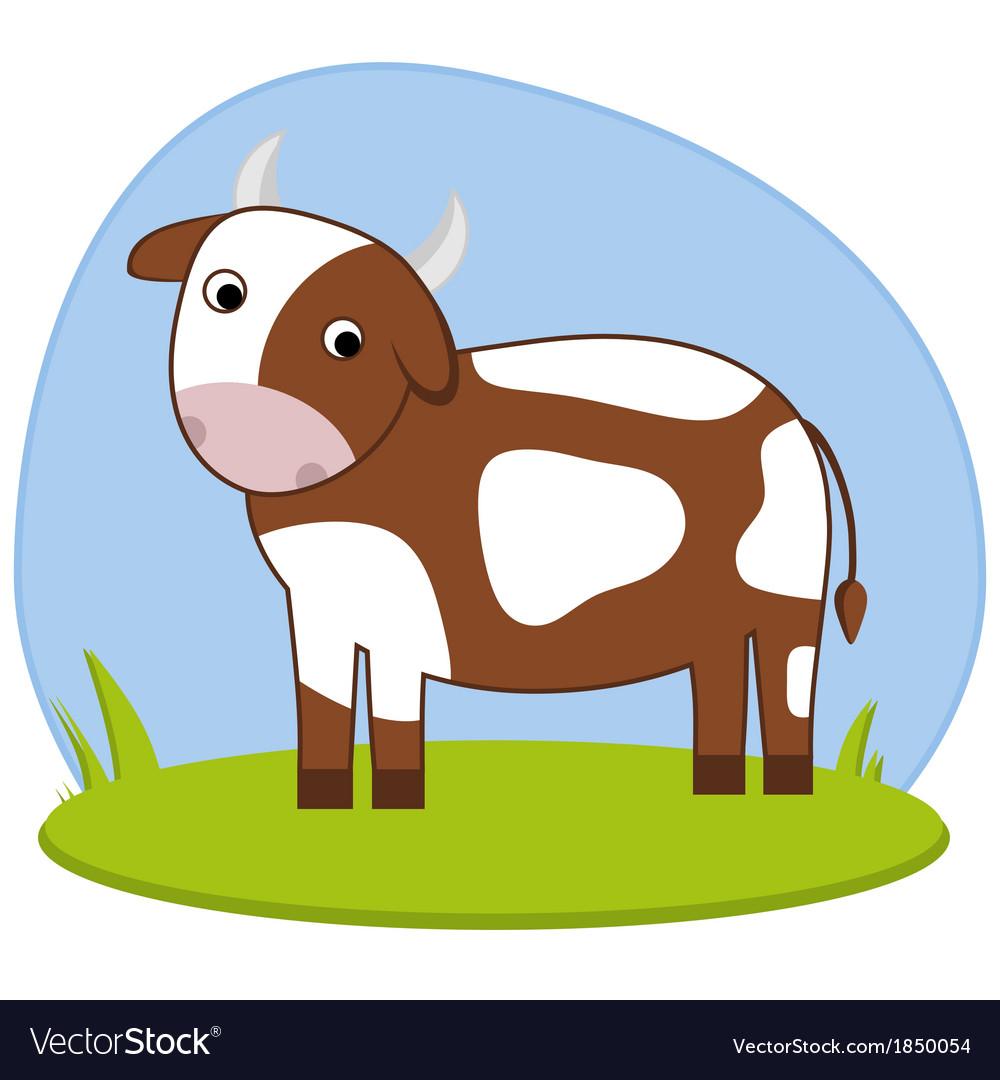 Cow vector   Price: 1 Credit (USD $1)