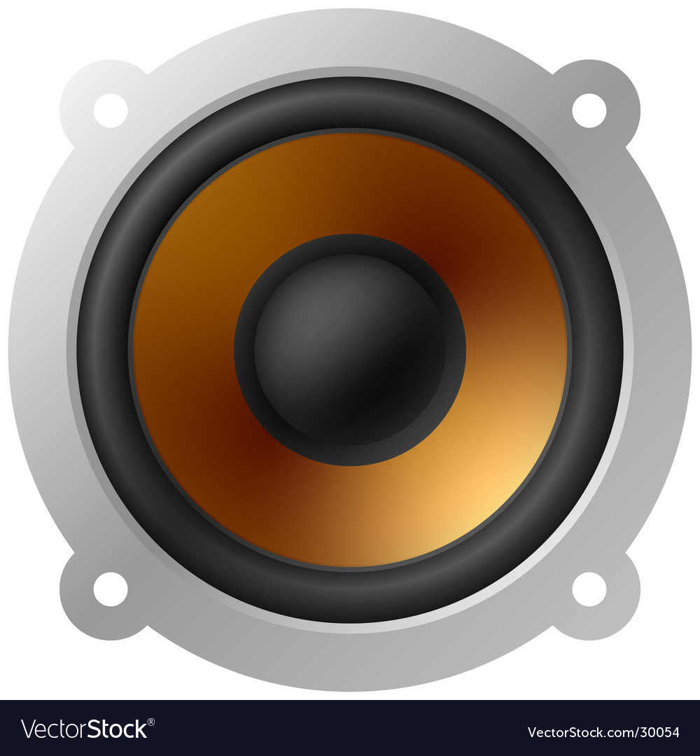 Loud speaker vector | Price: 1 Credit (USD $1)