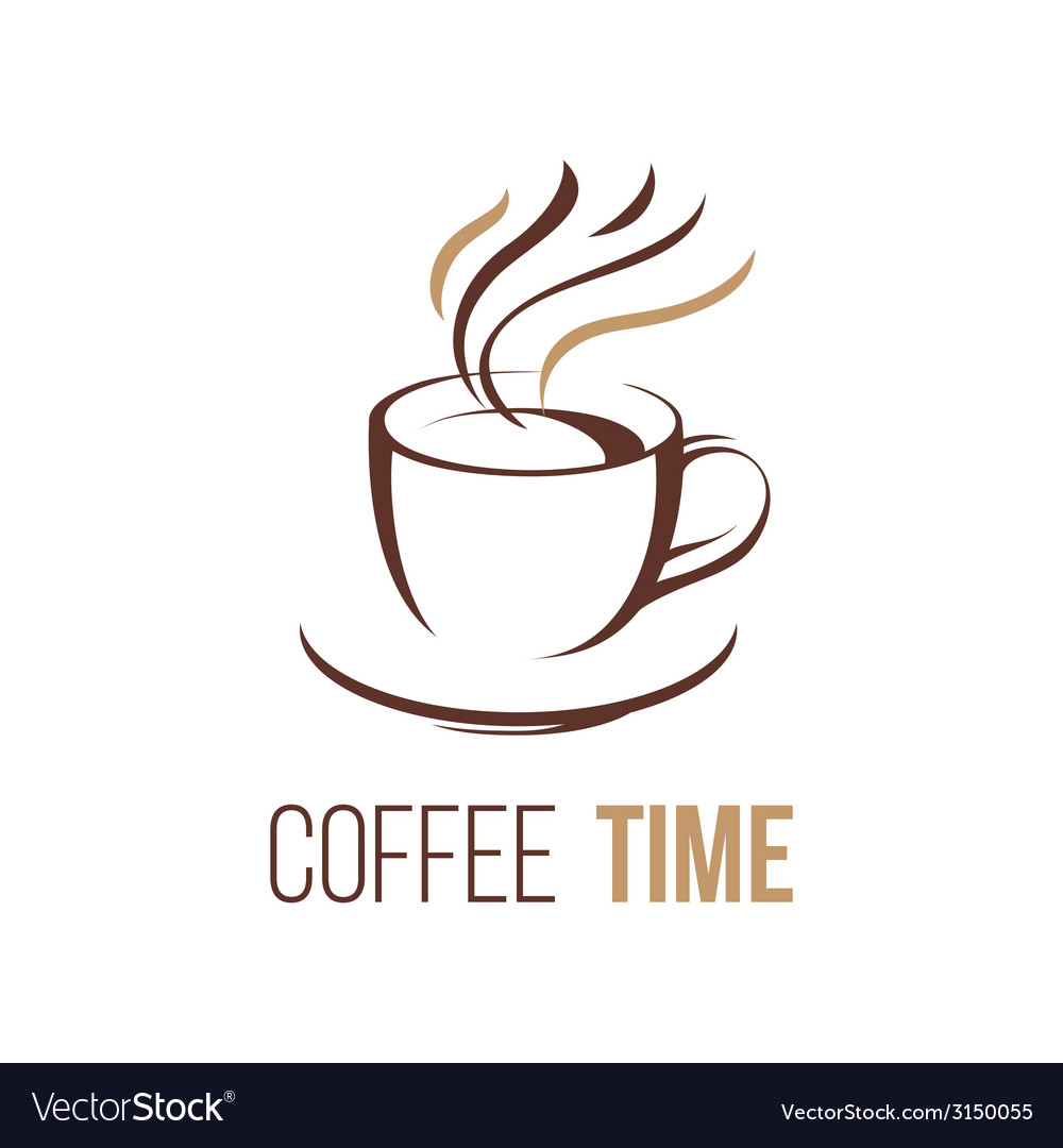 Coffee lofo template vector | Price: 1 Credit (USD $1)