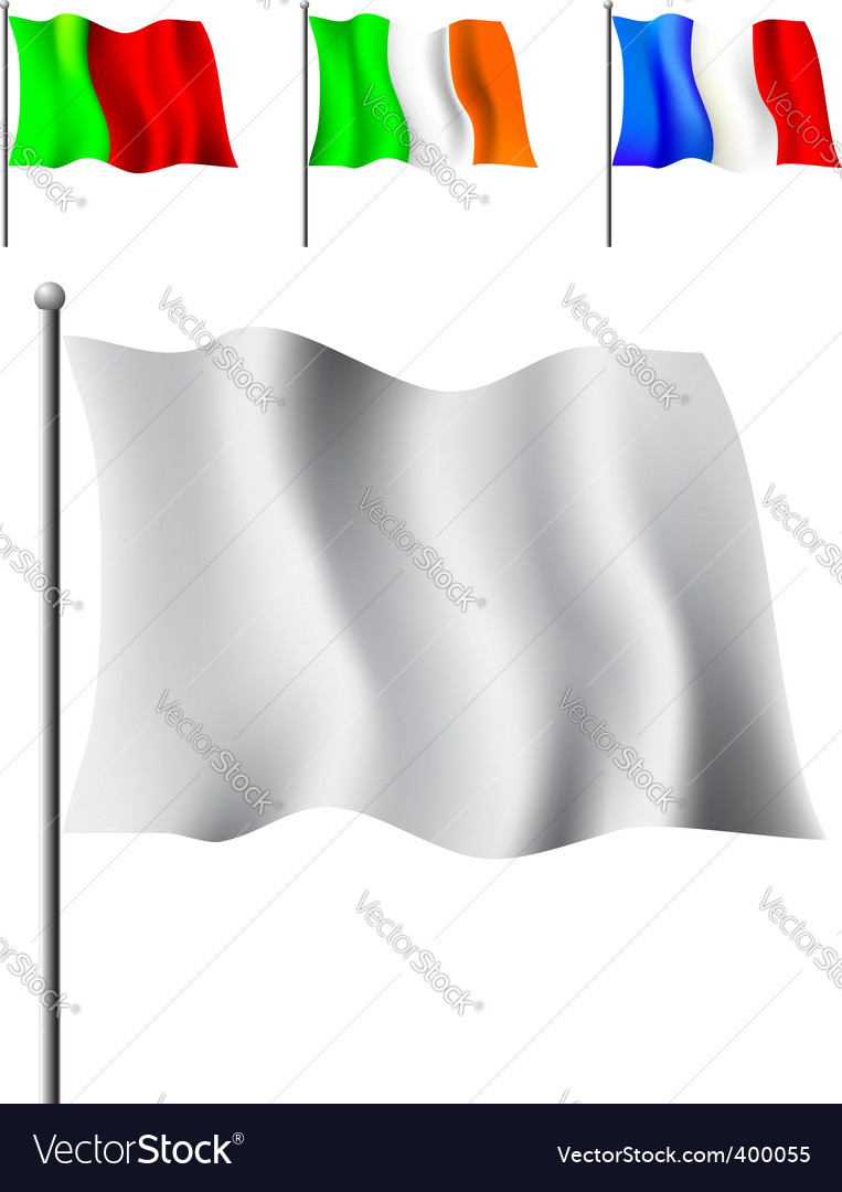 Colored flags vector | Price: 1 Credit (USD $1)