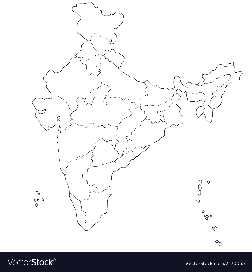 India vector | Price: 1 Credit (USD $1)