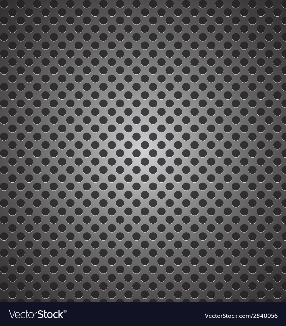 Seamless circle perforated carbon speaker grill vector   Price: 1 Credit (USD $1)