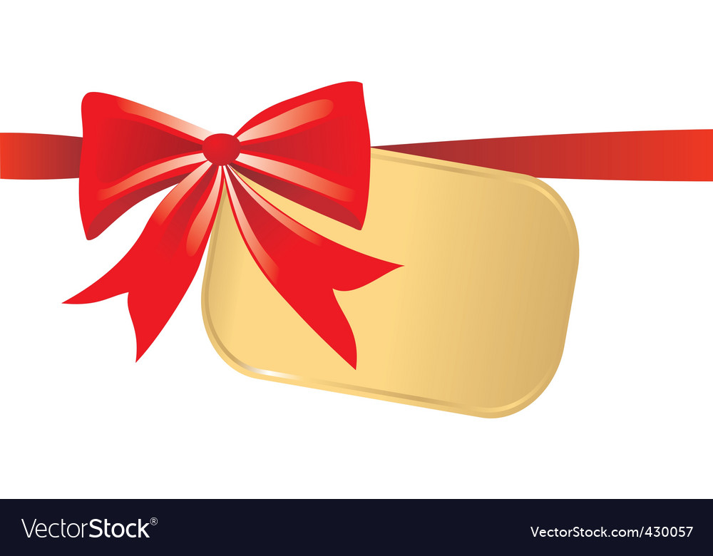 Bow decoration vector   Price: 1 Credit (USD $1)