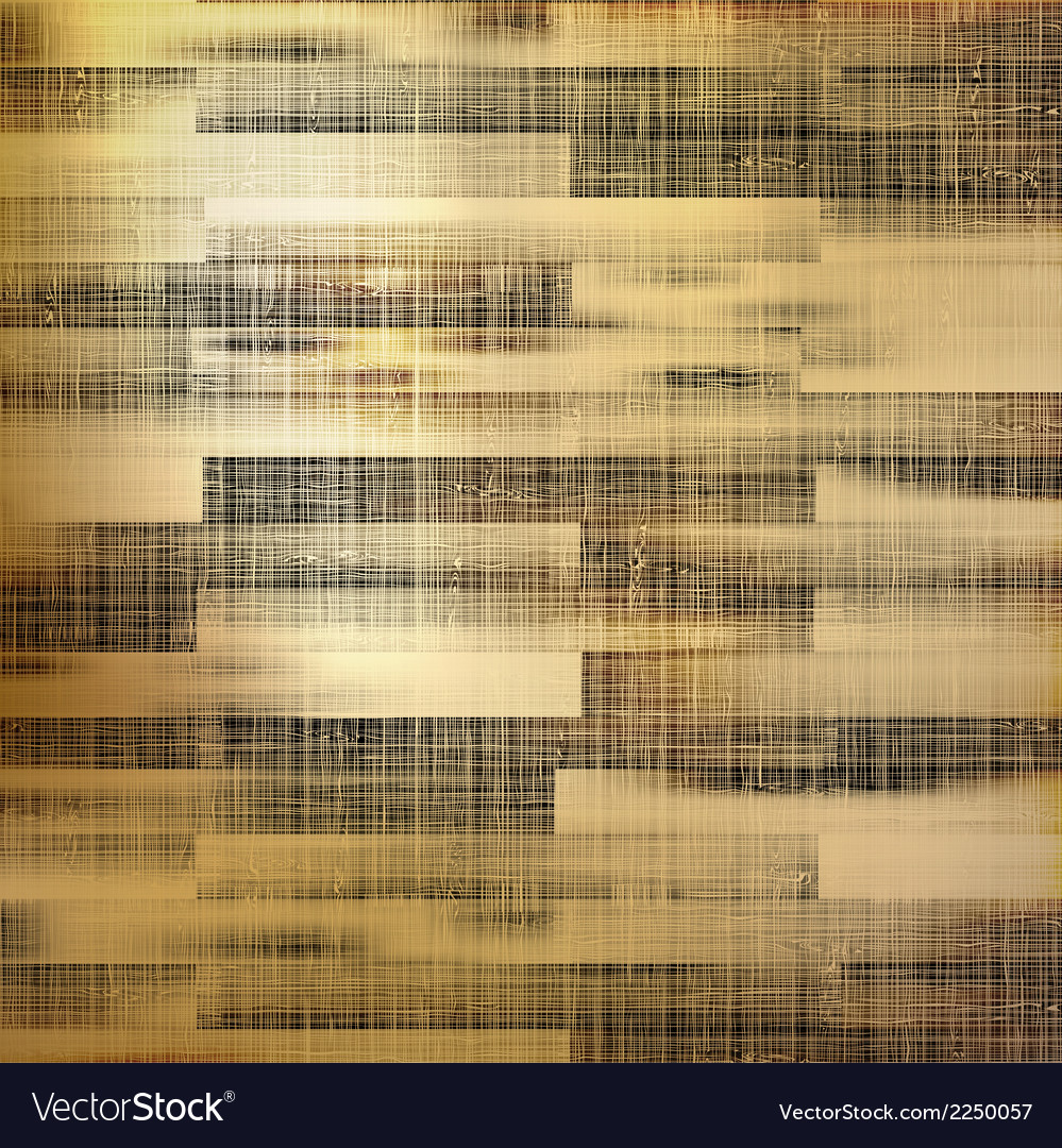 Gold wood background plus eps10 vector | Price: 1 Credit (USD $1)
