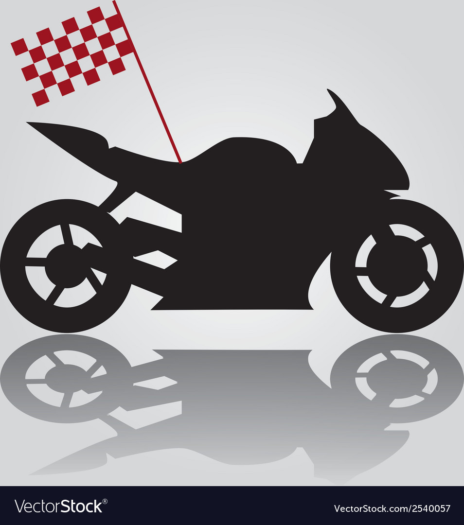Motorbike abstraction eps10 vector | Price: 1 Credit (USD $1)