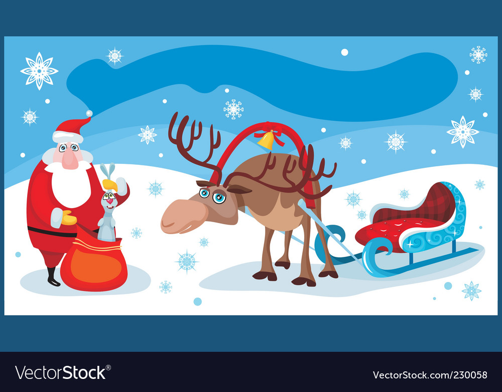 Christmas card vector   Price: 3 Credit (USD $3)