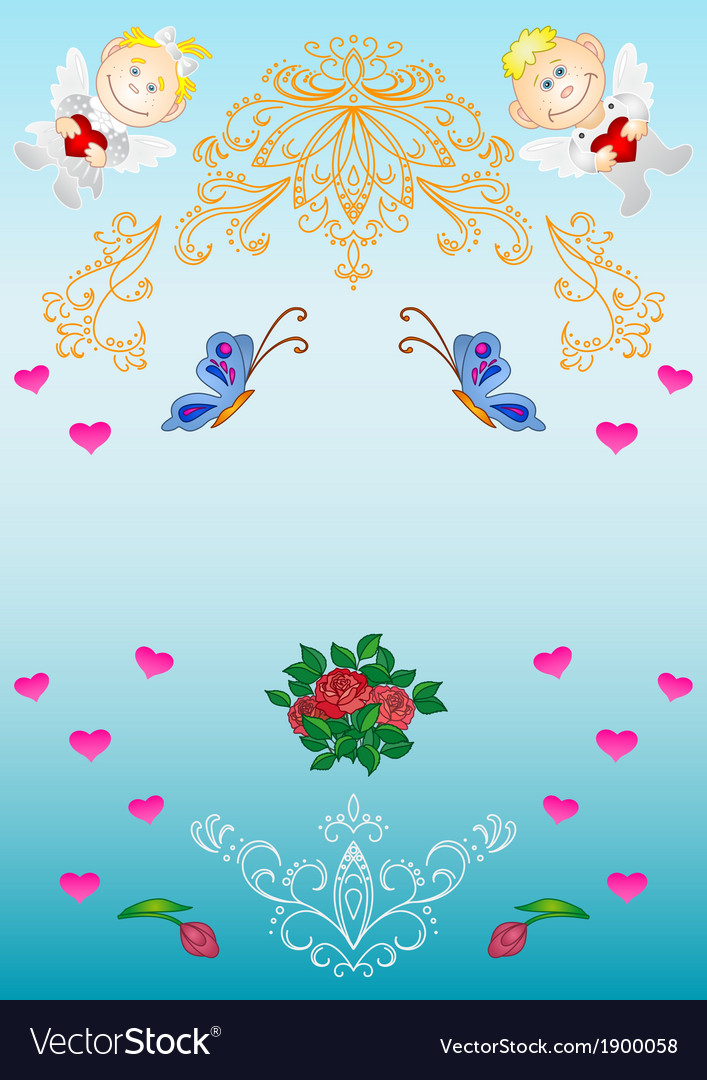 Festive greeting card vector | Price: 1 Credit (USD $1)