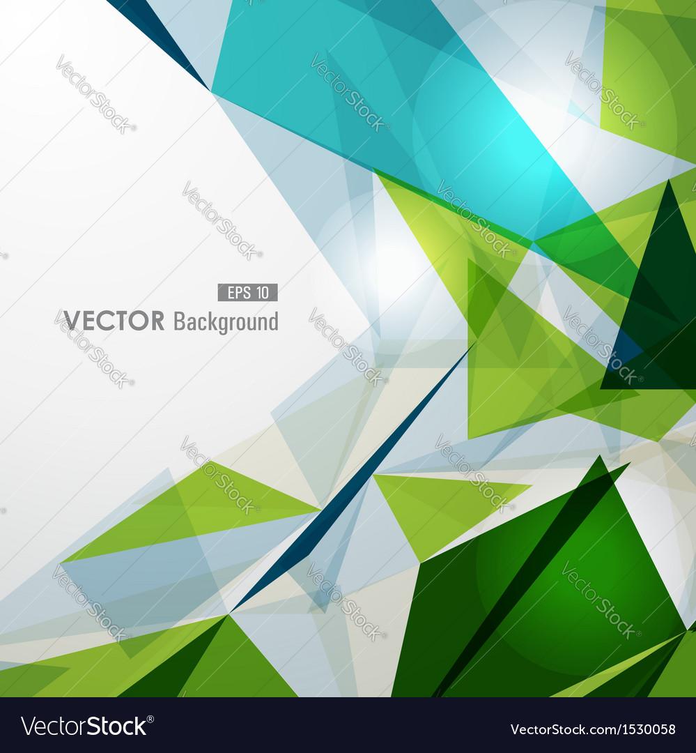 Warm tones geometric transparency vector | Price: 1 Credit (USD $1)
