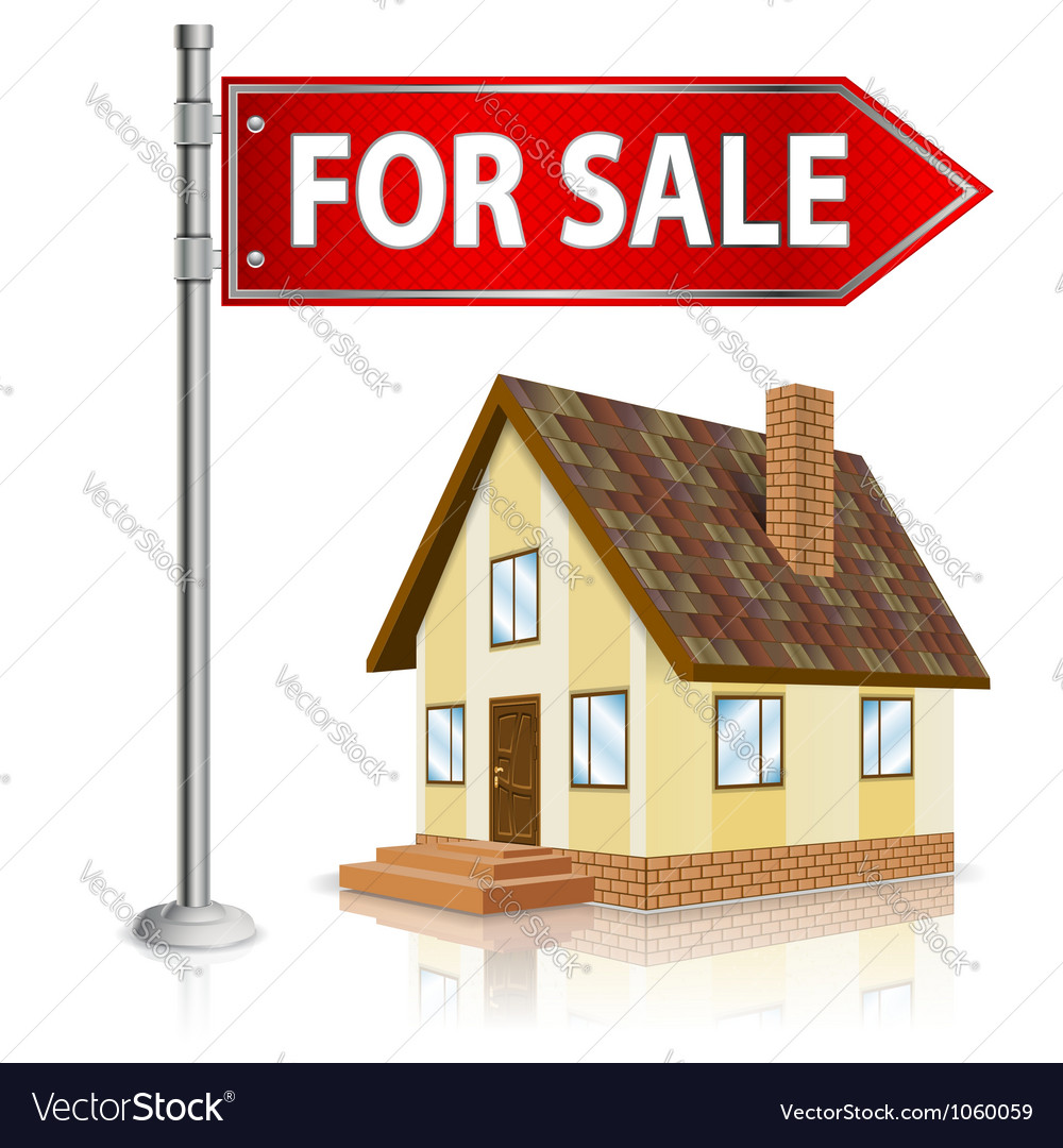 Real estate concept vector