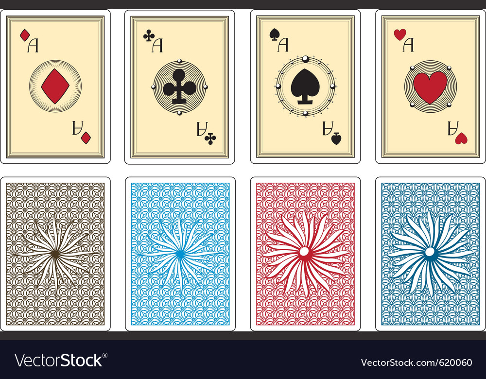 Poker cards vector | Price: 1 Credit (USD $1)