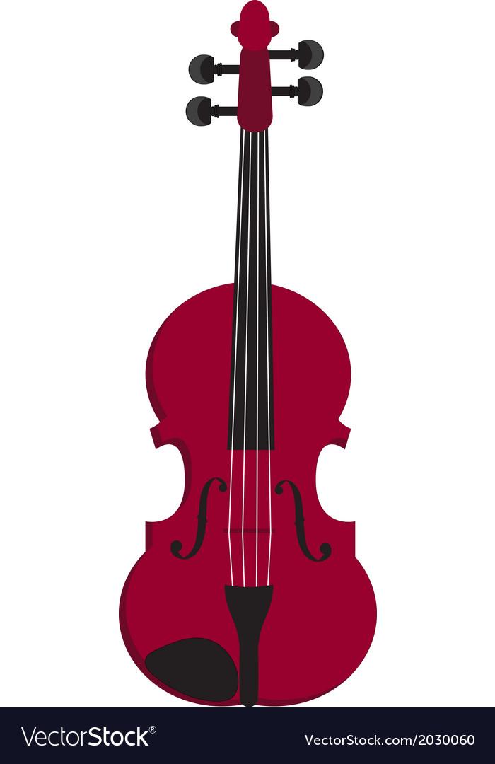 Violin1 vector | Price: 1 Credit (USD $1)