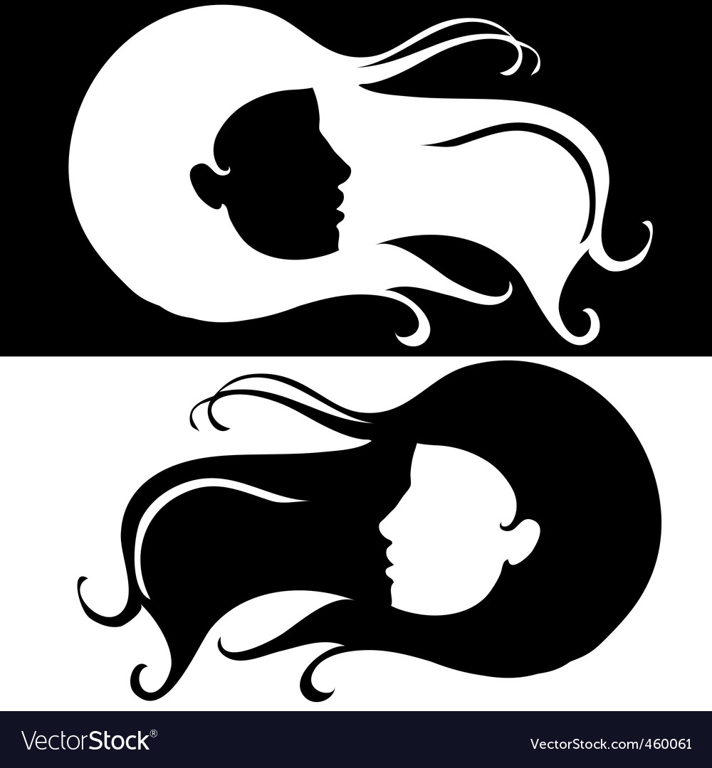 Woman's face vector | Price: 1 Credit (USD $1)