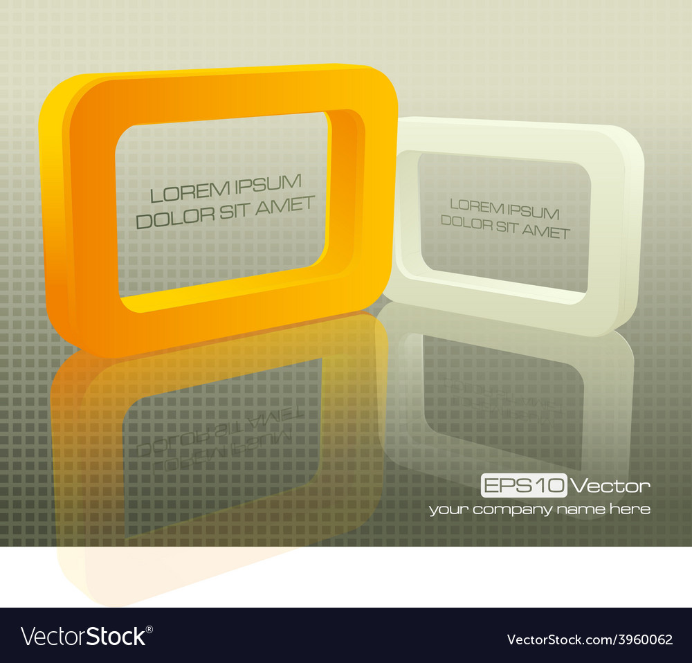Tech business design composition vector   Price: 3 Credit (USD $3)