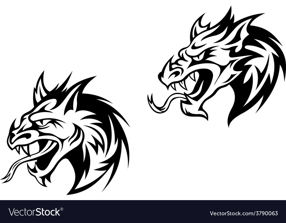 Snarling bobcat or mountain lion vector | Price: 1 Credit (USD $1)