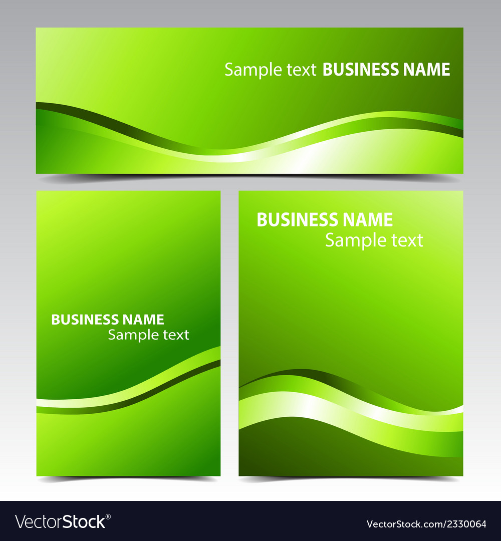 Business banner vector | Price: 1 Credit (USD $1)