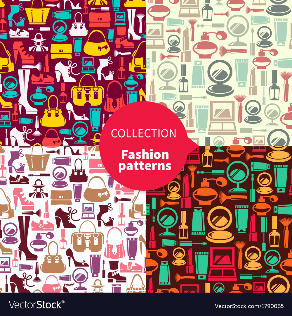 Fashion patterns vector   Price: 1 Credit (USD $1)