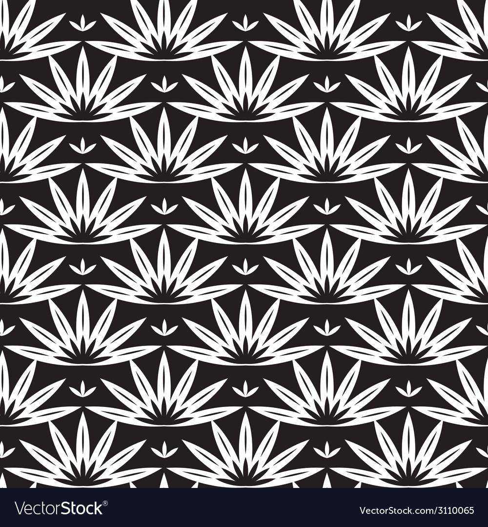 Flower pattern vector | Price: 1 Credit (USD $1)