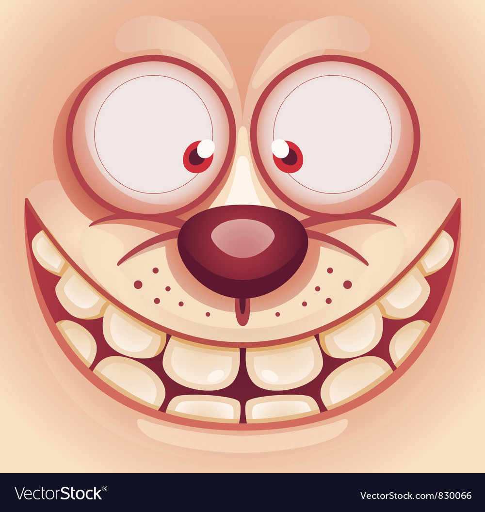 Animal face vector | Price: 3 Credit (USD $3)
