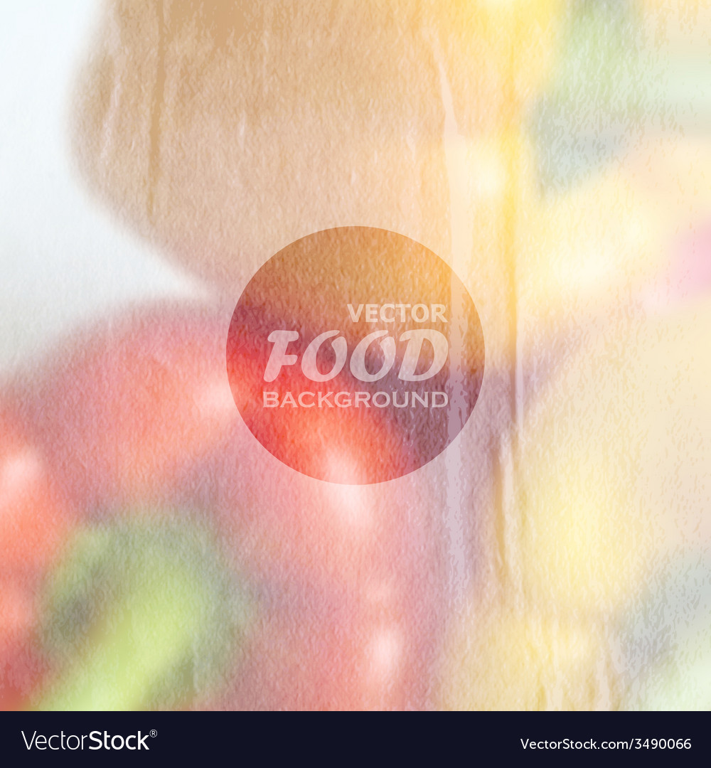 Food background of red and yellow peppers with old vector | Price: 1 Credit (USD $1)