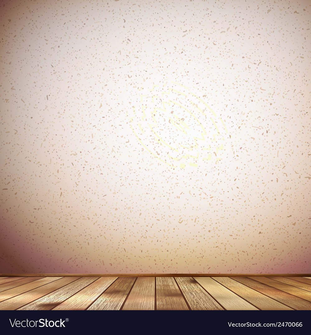 Wooden interior background plus eps10 vector | Price: 1 Credit (USD $1)