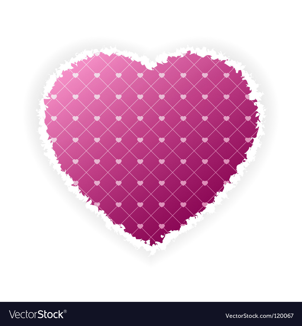 Valentines day heart vector | Price: 1 Credit (USD $1)