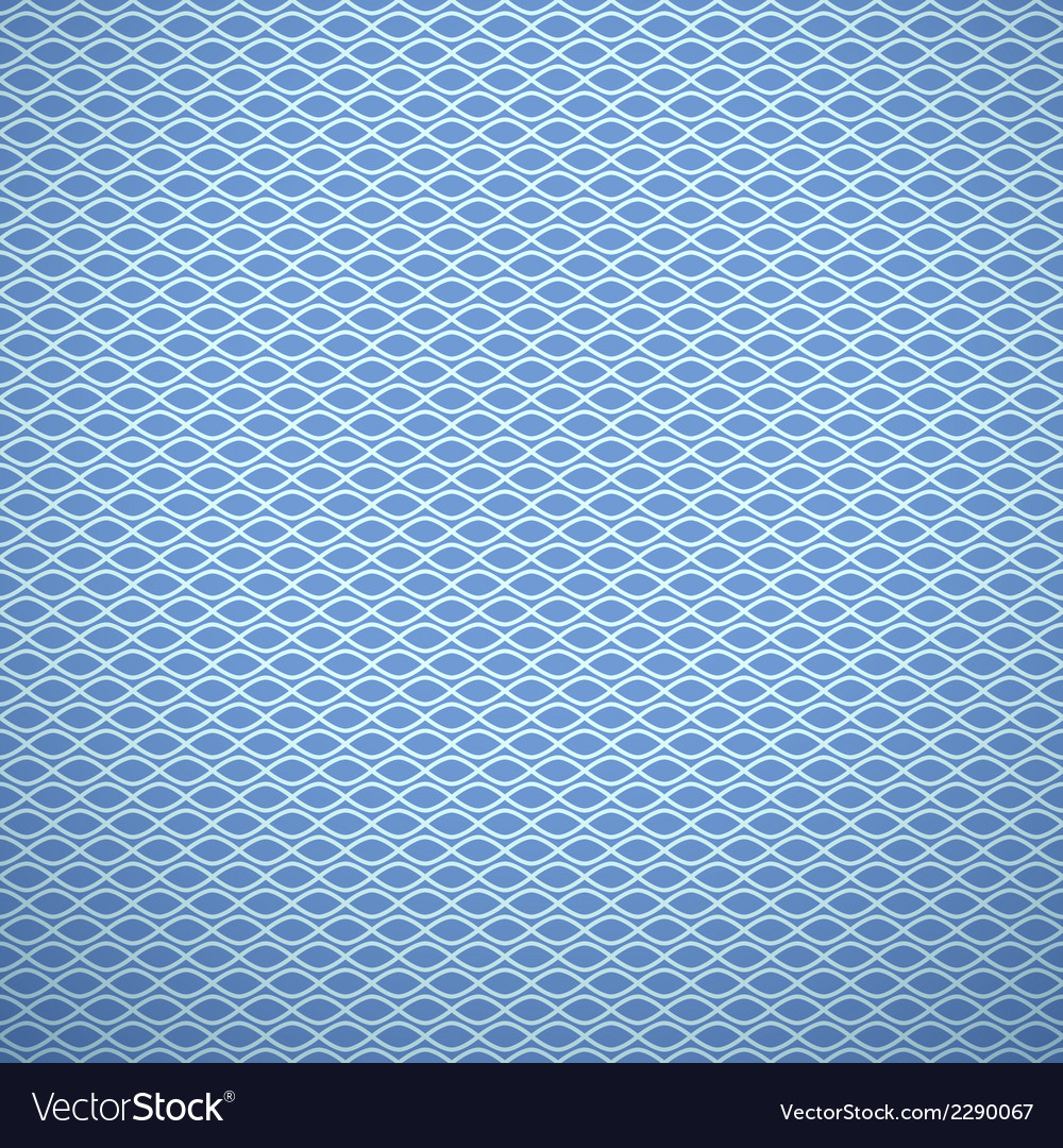Wave different seamless patterns tiling vector | Price: 1 Credit (USD $1)