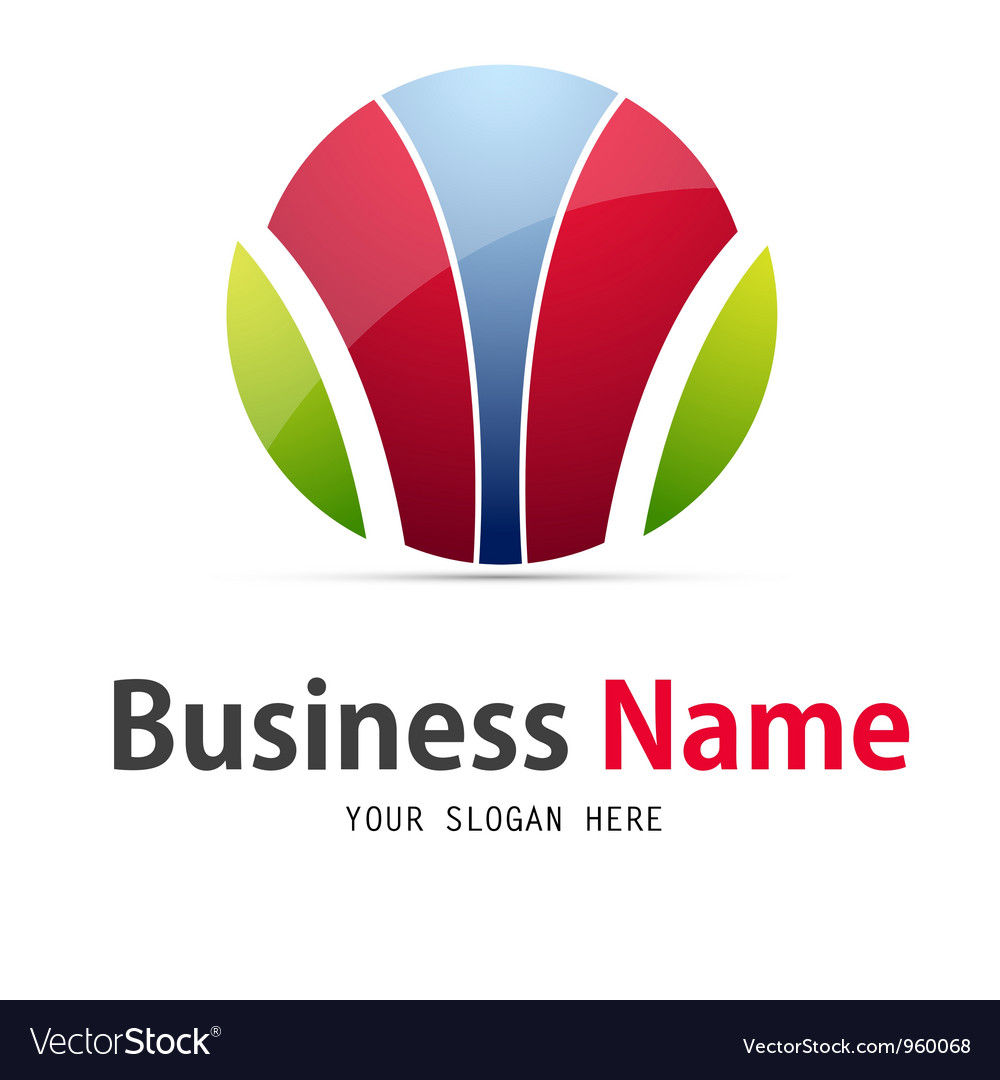 Business web icon and logo vector | Price: 1 Credit (USD $1)